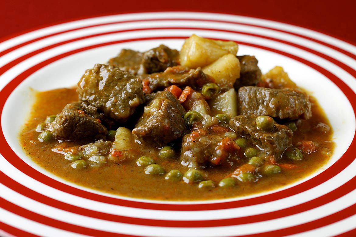 how to cook veal stew
