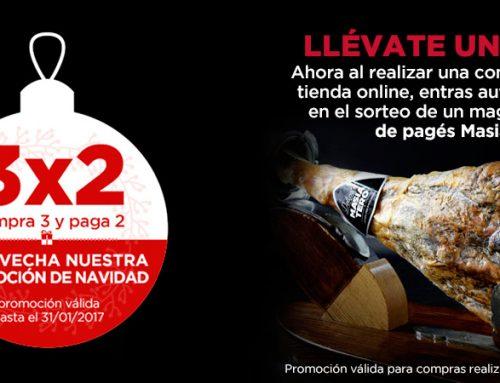 Masia Artesana llença la seva promoció Nadalenca